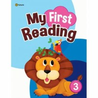 e-future My First Reading 3 Student Book (with Workbook and Flashcards and MP3 CD)