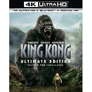 King Kong [Blu-ray] (Sous-titres français) Imported Ca.