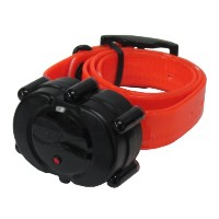 DT Systems Add-On or Replacement Training Collar Receiver, Blaze Orange by D.T. Systems