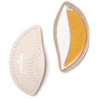 Pedag 165 Balance Leather, Self Adhesive Arch Support, Flatfoot Wedge, Large (W9-12, M6-9/EU 39-42)...