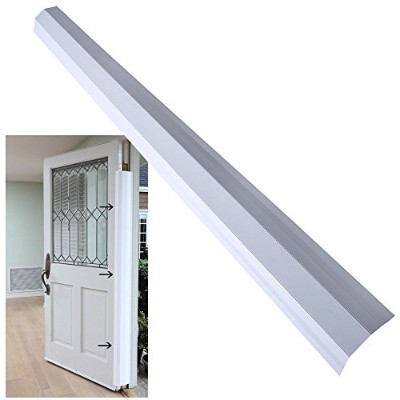 PinchNot Home Shield for 180 Degree Doors - Guard for Door Finger Child Safety by Pinch-Not