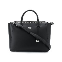 Michael Kors Collection Nolita medium satchel - ブラック