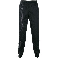 Reebok reversible track pants - ブラック