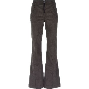 Alcaçuz Comedia flared trousers - グリーン