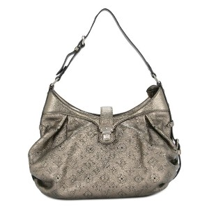 Louis Vuitton Vintage モノグラム ホーボーバッグ - メタリック