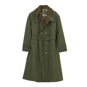 【BARBOUR】TRENCH2LAYER【ジュエティ/jouetie レディス その他(アウター) カーキ ルミネ LUMINE】
