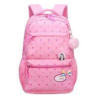 Zhhlaixing Lightweight かわいい Korean Style 大容量 Bags Lovely Girls Primary School Students Backpack for...