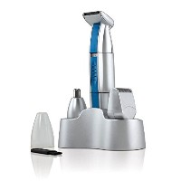 Men's 3-In-1 Grooming Kit with Stand by ReLive