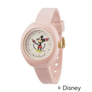 MICKEY WATCH【アダム エ ロペル マガザン/Adam et Rope Le Magasin レディス, メンズ 腕時計 ピンク(63) ルミネ LUMINE】