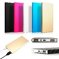 Ultrathin 20000mAh Portable Battery Charger Power Bank for Cell Phones da4