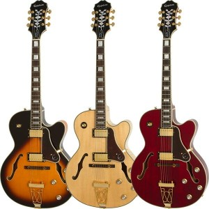 Epiphone by Gibson Joe Pass Emperor-II PRO 【数量限定エピフォン・アクセサリーパック・プレゼント】