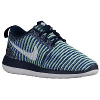 (取寄)Nike ナイキ レディース ローシ 2 フライニット Nike Women's Roshe Two Flyknit Collegiate Navy White Binary Blue...