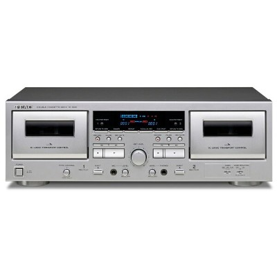 TEAC - W-1200(ダブルカセットデッキ)【店頭受取対応商品】【在庫有り即納】