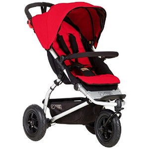 Mountain Buggy 2015 Swift Compact Stroller, Berry by Mountain Buggy [並行輸入品]