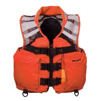"Kent Sporting Goods 151000-200-030-12 Kent Mesh Search and Rescue ""SAR"" Commercial Vest - Medium"