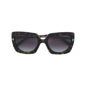 Tom Ford Eyewear square sunglasses - ブラウン