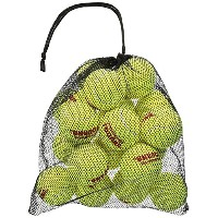 High Quality Mesh Carry Bag of 18 Tennis Balls