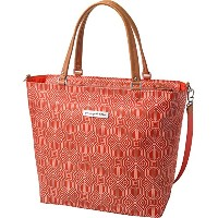 Petunia Pickle Bottom Altogether Tote, Paprika Red by Petunia Pickle Bottom