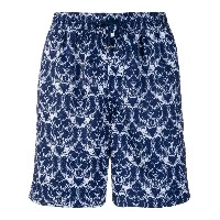 Billionaire knee length swim shorts - ブルー