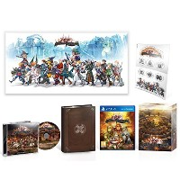 Grand Kingdom - Limited Edition (PS4) - Imported
