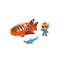 Octonauts Gup B Talking Tiger Shark by Fisher-Price Minnie Mouse [並行輸入品]