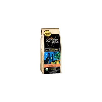 Whole Bean Espresso Roast - 12OZ,(Caffe Sanora) by NA