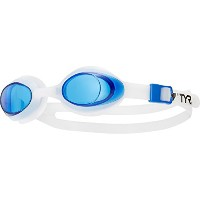 TYR Youth Flexframe Youth Swimming Goggle (Blue)