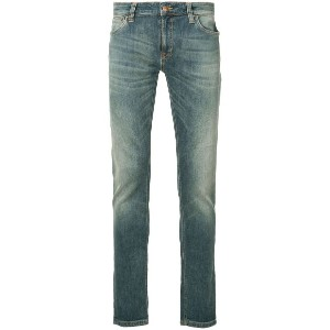 Nudie Jeans Co slim fit jeans - ブルー