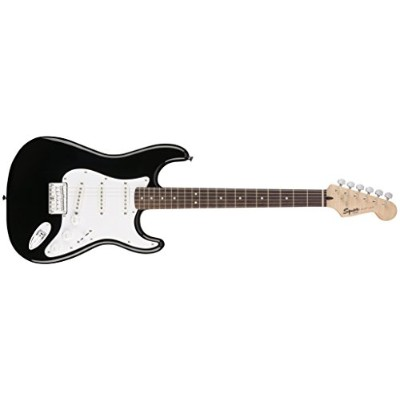 Squier by Fender スクワイヤー エレキギター Bullet Strat HT,Black