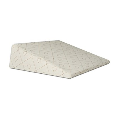 Brentwood Home Pfeiffer Therapeutic Gel Foam Wedge Pillow, Made in USA, 13-inch by Brentwood Home
