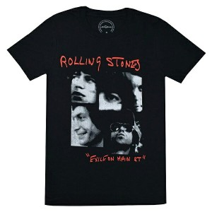 THE ROLLING STONES ローリングストーンズ Photo Exile Tシャツ