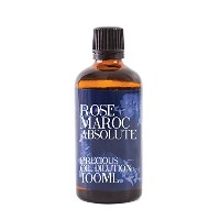 Rose Maroc Absolute Oil Dilution - 100ml - 3% Jojoba Blend
