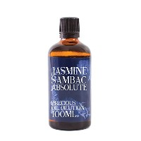 Jasmine Sambac Absolute Oil Dilution - 100ml - 3% Jojoba Blend
