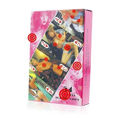 NudieメスPlaying Cards (Set of 54 )