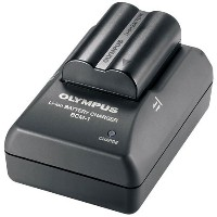 Olympus BCM1 バッテリー クイック Charger for C7070, C8080, E1, E300 & E500 デジタル Cameras 「汎用品」(海外取寄せ品)