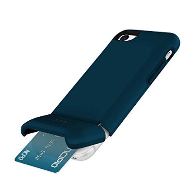 Incipio Stashback iPhone 8 & iPhone 7 ケース with Credit Card スロット Holder and Foldable バック Panel for...