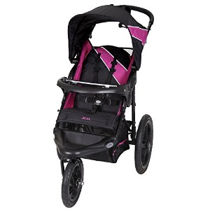 Baby Trend Xcel Jogger Stroller, Raspberry by Baby Trend