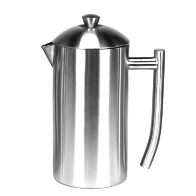 Frieling BrushedステンレススチールFrench Press Coffee Maker–36オンス