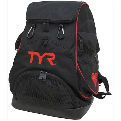 TYR(ティア) プールバッグ ALLIANCE TEAM BACKPACK LATBP-JP BK FREE
