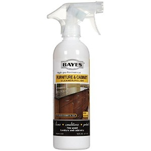 Bayes Furniture & Cabinet Cleaner & Polish - 16 oz by Bayes