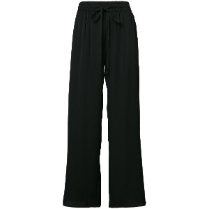 Milly flared trousers - ブラック