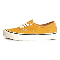 【VANS Anaheim Factory Collection/バンズ アナハイムファクトリーコレクション)】AUTHENTIC 44 DX OG GOLD【VANS CLASSIC スニーカー...