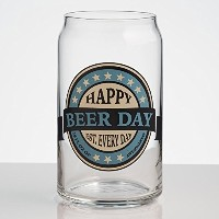 Happy Beer Day Beer Pint Glass – 16オンス