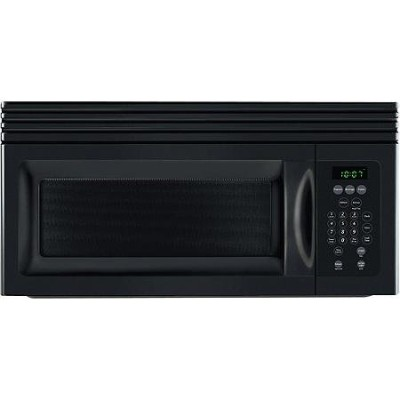 Frigidaire 30 1.5 Cu Ft 900W Over-the-Range Microwave Oven, Black by Supernon