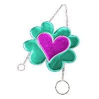 PAMEO POSE/パメオポーズ  HEART FLOWER NECKLACE BAG(231810901601) RSE 【三越・伊勢丹/公式】 バッグ~~その他