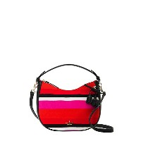 kate spade new york/ケイト・スペード  HAYES STREET FABRIC SMALL AIDEN(PXRU7895) pink multi 【三越・伊勢丹/公式】 バッグ~...