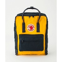 FJALL RAVEN/フェールラーベン  KANKEN BAG(Navy-WarmYellow/23510) Navy-WarmYellow 【三越・伊勢丹/公式】 バッグ~~リュックサック...