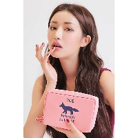 3CE  x POUCH #PINK(3175211901101) 【三越・伊勢丹/公式】 ファッション小物~~その他