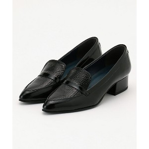 ICB  Noble Loafer パンプス(SE3MYS0010) クロ 【三越・伊勢丹/公式】 靴~~レディースシューズ~~パンプス