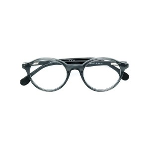 Carrera round glasses - グレー